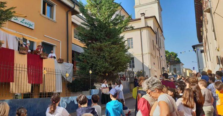 Ragazzi oratorio Pontevico